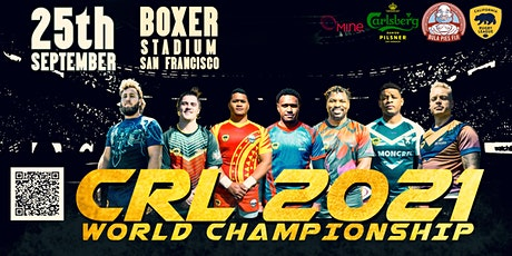 California Rugby League Championship Games tickets