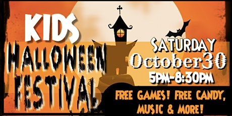 Free KIDS HALLOWEEN FESTIVAL (DALLAS) tickets