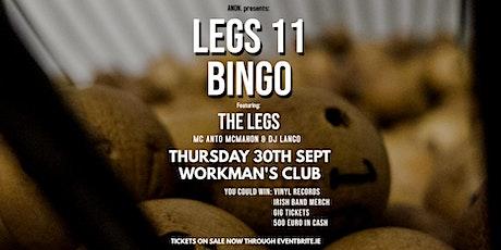 Legs 11 Bingo Hosted By The Legs tickets