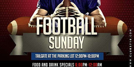 Football Sundays , Live Jazz featuring Mr. Entertainment. tickets