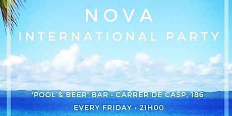 Nova International Party tickets