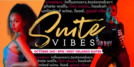Suite Vibes tickets