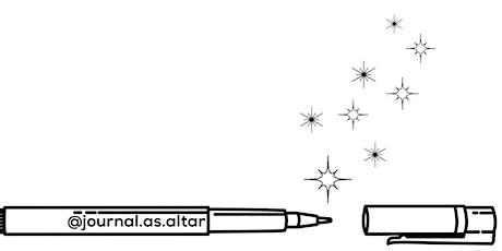 Journal As Altar Starter Workshop tickets