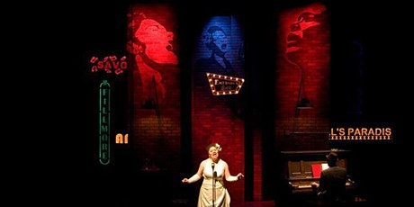 Billie and Me, A Billie Holiday Tribute at the Zumbrota State Theatre tickets