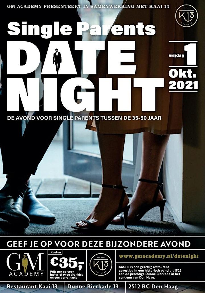 Speeddaten - Single Parents Date Night image
