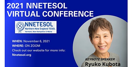 2021 NNETESOL Conference tickets