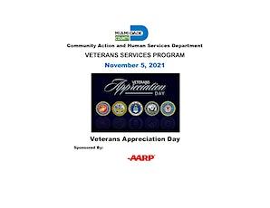 Miami-Dade County Veteran's Appreciation Day Dinner tickets