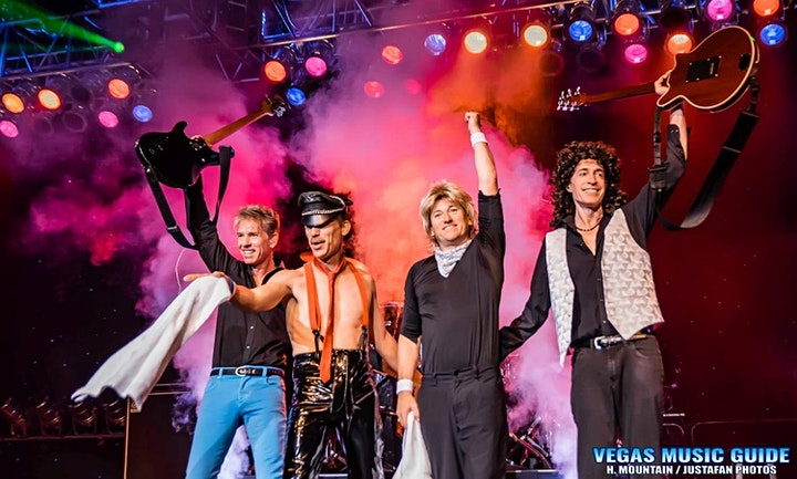 LATE SHOW (10:00) Queen Nation (The World's Greatest Queen Tribute) image