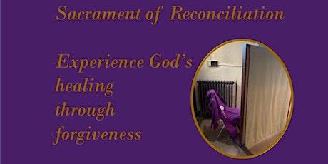 Sacrament of Reconciliation at St. John's Parish tickets
