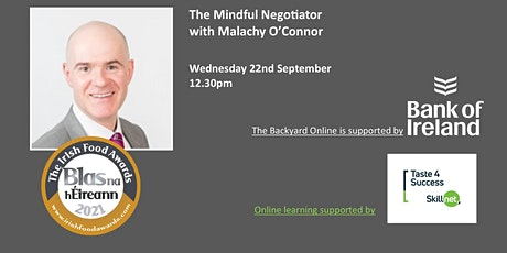 Blas Backyard Online  - Mindful Negotiation tickets