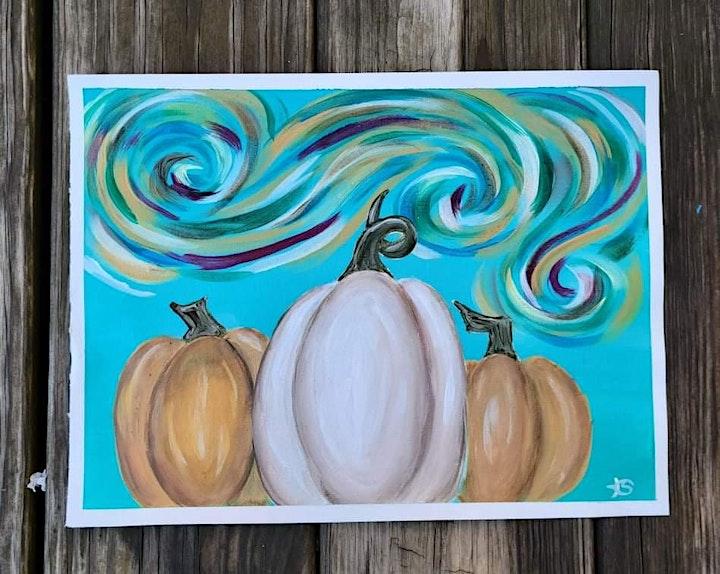 September Paint & Sip image