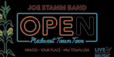 Joe Stamm Band tickets