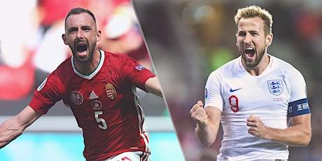 StrEams: FIFA ENGLAND V HUNGARY fRee LIVE ON 02 Sep 2021 tickets
