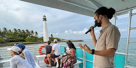Sunset Boat Tour in Biscayne Bay with Local Historian - Decolonizing Miami tickets