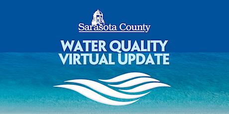 2021 Sarasota County Water Quality Virtual Update (webinar) tickets