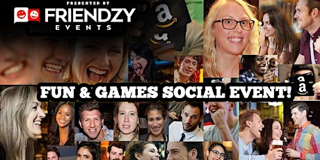 Sunday Funday  Social Games Event - The Perfect Way To Meet People In NYC tickets