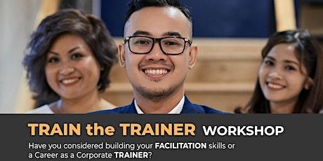 Train the Trainer Workshop tickets