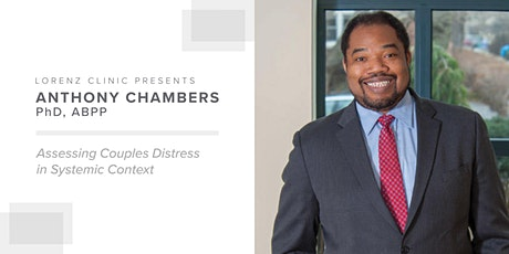 Dr. Anthony Chambers - Lorenz Clinic Annual Conference tickets