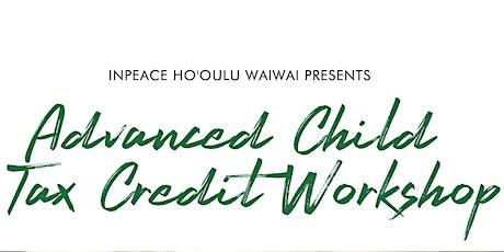Advance Child Tax Credit Workshop tickets