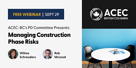 Managing Construction Phase Risks tickets