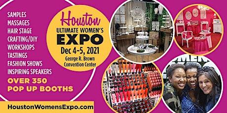 Houston Women's Expo Beauty + Fashion + Pop Up Shops + DIY on Dec. 4-5 tickets