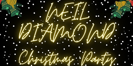 3-Course Festive Meal & Party With Neil Diamond Tribute Act in our Ballroom tickets