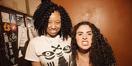 'Jokes and Things' with Rae Sanni and Marcia Belsky tickets