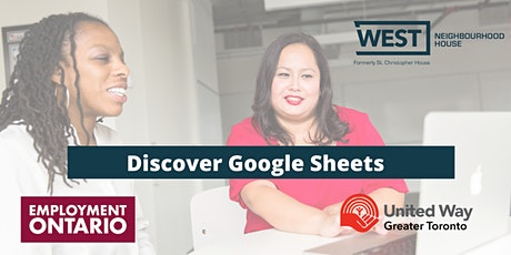 Discover Google Sheets tickets
