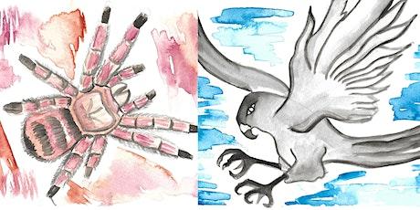 Wildlife in Watercolor tickets