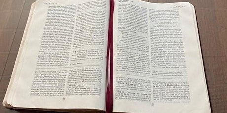Wednesday Bible Study tickets