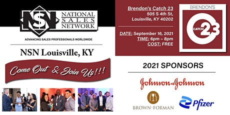NSN Louisville, KY: Come Out & Join Us!!! tickets