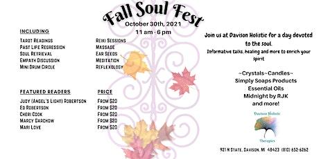 Fall Soul Fest tickets