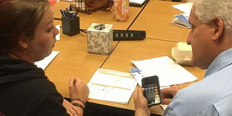 Volunteer Financial Coaching Training Fall 2021 tickets