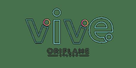 Vive Oriflame - Crea contenido de impacto en redes sociales boletos