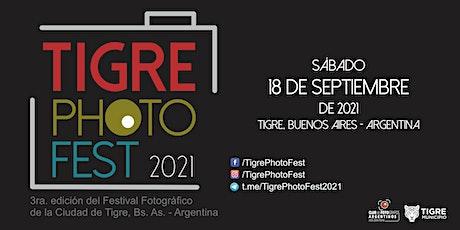 Tigre Photo Fest 2021 entradas