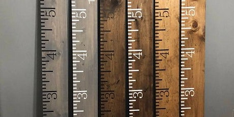 Paint your own growth chart tickets