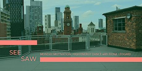 MONDAY MOTIVATION: ENERGY BOOST DANCE WORKOUT tickets