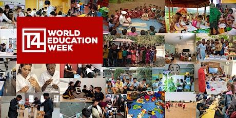 World Education Week 2021 biglietti