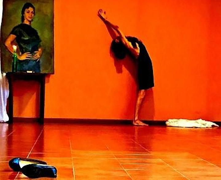 Imagen de TE AVISO SI EL MUNDO CAMBIA y EL PASTOR–Provisional Danza/Cía. Nómada-DANZA