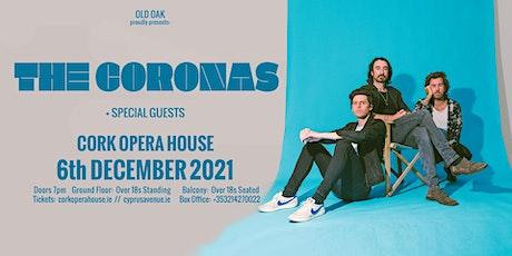 THE CORONAS tickets