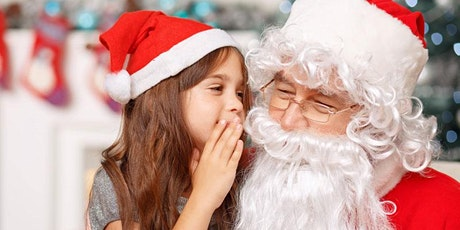 Visit With Santa tickets