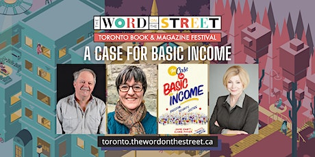 The Case for Basic Income with Jamie Swift & Elaine Power tickets