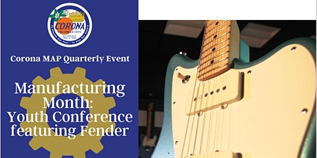 Manufacturing Month: Youth Conference featuring Fender tickets