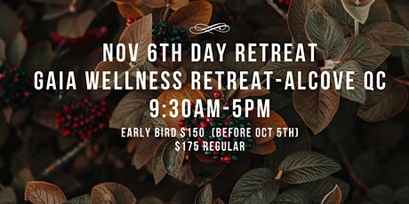 Day Retreat tickets