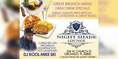 """ANY GIVEN SUNDAY """"THROWBACK BRUNCH PARTY"""" tickets"""