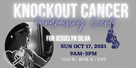 Knockout Cancer Fundraiser Event 4 Jesselyn Silva tickets