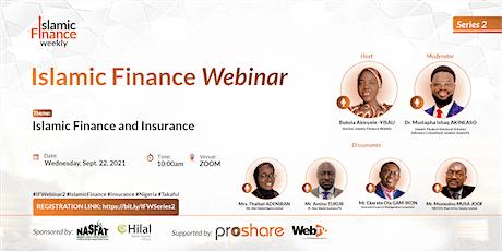 Islamic Finance Webinar Series 2 tickets