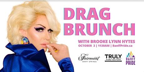 Drag Brunch with Brooke Lynn  Hytes tickets