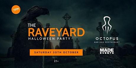 The RaveYard Halloween Party tickets