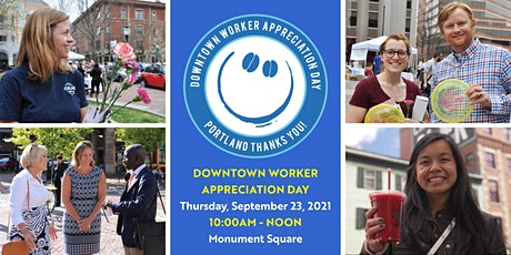 Downtown Worker Appreciation Day tickets